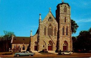 Massachusetts Great Barrington St Peters Church