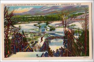 Ski Jump, Olympic Ski Hill, Lake Placid NY