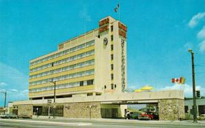 The Biltmore Motor Hotel, Vancouver, British Columbia, Canada, 40-60s