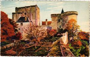 CPA Chateaux de la Loire - Chateau de LOCHES - Le Donjon et la Tour (299053)