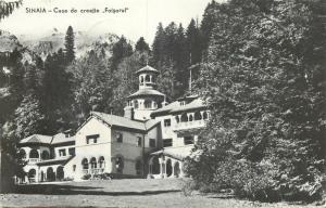 Romania Sinaia casa de creatie Foisorul