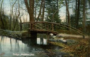 MA - Middlesex Fells. The Bridge