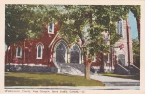 Westminster Church - New Glasgow NS, Nova Scotia, Canada - WB