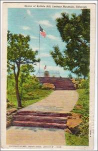 CO - Grave of Buffalo Bill, Lookout Mountain