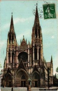 CPA ed. AQUA ROUEN Église St-OUEN (214785)
