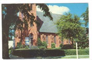 Exterior, St. Johns Episcopal Church, Tallahassee, Florida, 40-60s
