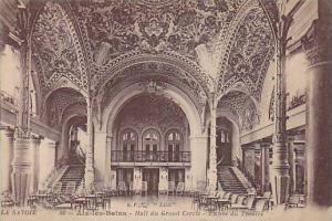 Interior- Hall Du Grand Cercle, Entree Du Theatre, Aix les Bains (Savoie), Fr...