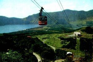 Japan - Hakone Ropeway (Aerial Lift)