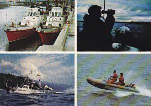 Canadian Coast Guard Multi View Canada