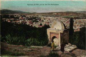 CPA Fez Panorama de Fez pris du cote Fort Bordonneau MAROC (824706)