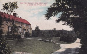 Near LA SALLE And OTTAWA, Illinois, PU-1913; Deer Park County Club House