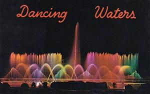 New York City The Fabulous And Amazing Dancing Waters