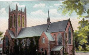 Exterior, Chapel,St.Paul School,Concord,New Hampshire,00-10s