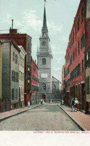 MA - Boston, Old North Church aka Christ Church