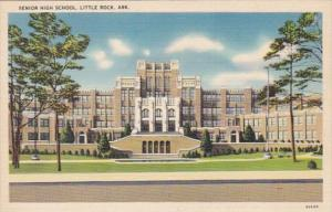 Senior High School Little Rock Arkansas