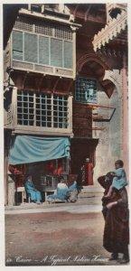 RP ; CAIRO , Egypt , 1920-40s ; Native House