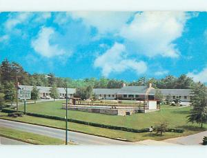 Unused Pre-1980 STONE'S MOTEL Alexandria Virginia VA u2281@
