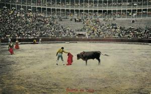 Spain - Bullfighting Suerte de capa 01.79