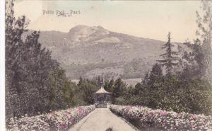 Public Park - Paarl , S.A. , PU-1909