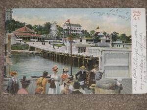 Rocky Point, Rhode Island, used,1908