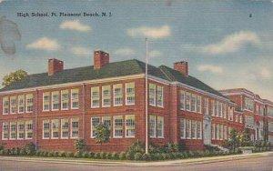 New Jersey Port Pleasant Beach High School 1938