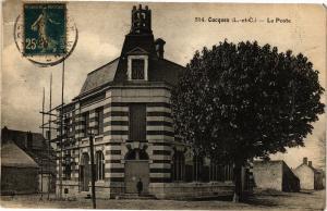 CPA Cocques (L.-et-C.) - La Poste (208425)