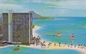 Hilton Hawaiian Village Honolulu Hawaii 1978