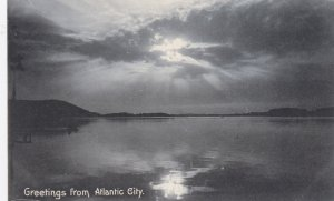 Greetings from ATLANTIC CITY , New Jersey , 1901-07