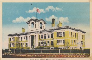 MOOSE JAW , Saskatchewan , Canada , 1930s ; Ross Public School