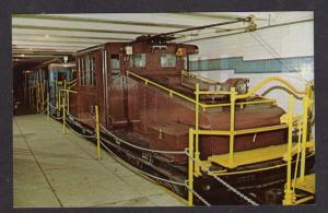 NY Transit Steeple Cab Train Brooklyn NEW YORK CITY PC