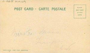C-1905 El Paso Texas Smeler Klein mining undivided Postcard 12710
