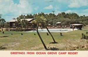 ST. AUGUSTINE, Florida, 1986; Ocean Grove Camp Resort, Swimming Pool