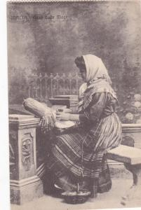 MALTA, 1900-1910's; Lace worker #2