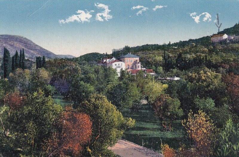 LAPAD, Croatia; Hillside View, 00-10s