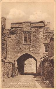 Taunton Castle Gateway, Frith's Series