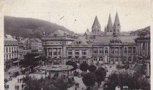 Belgium Spa Casino et Jardin 1938