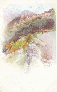 Roquebrune-Cap-Martin , France , 1890s