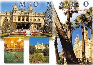 Monaco Monte Carlo Le Casino Interior view Church Kirche Generla view