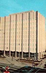 Ohio Akron City-County Building