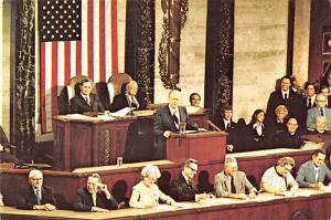 Joint Session of Congress - President Gerald R Ford
