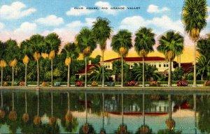 Texas Lower Rio Grande Valley Club House