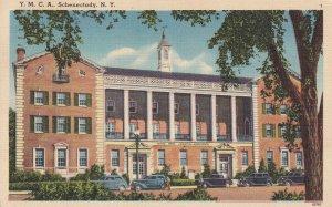 SCHENECTADY, New York, PU-1955; Y.M.C.A.