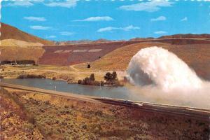 Lucky Peak Dam - Idaho