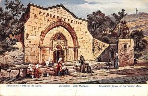 Israel Jerusalem Grab MAriens, Grave of the Virgin Mary, F. Perlberg
