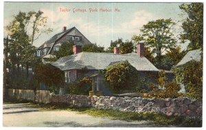 York Harbor, Me, Taylor Cottage