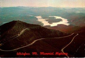New york Adirondacks Whiteface Mountain Memorial Highway