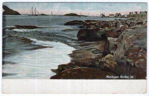 Monhegan Harbor, Me