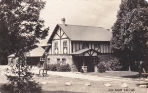 RP: DUNSFORD , Ontario , Canada , 1952 ; Gil-Mar Lodge, Sturegion Lake