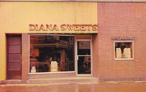 Canada Diana Sweets Restaurant Brockville Ontario