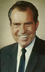 Inauguration 37th President of the United States Richard M. Nixon (1969) II